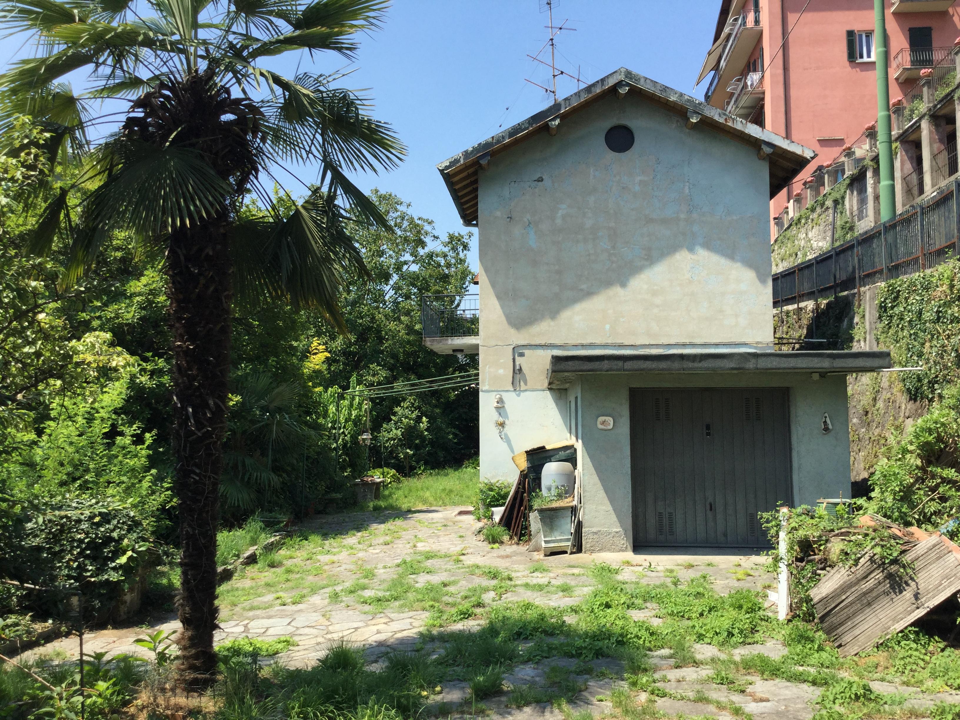 Casa indipendente da ristrutturare, Cernobbio
