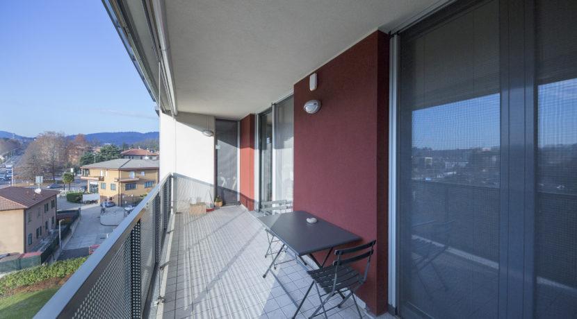 Quattro locali con terrazzo Como