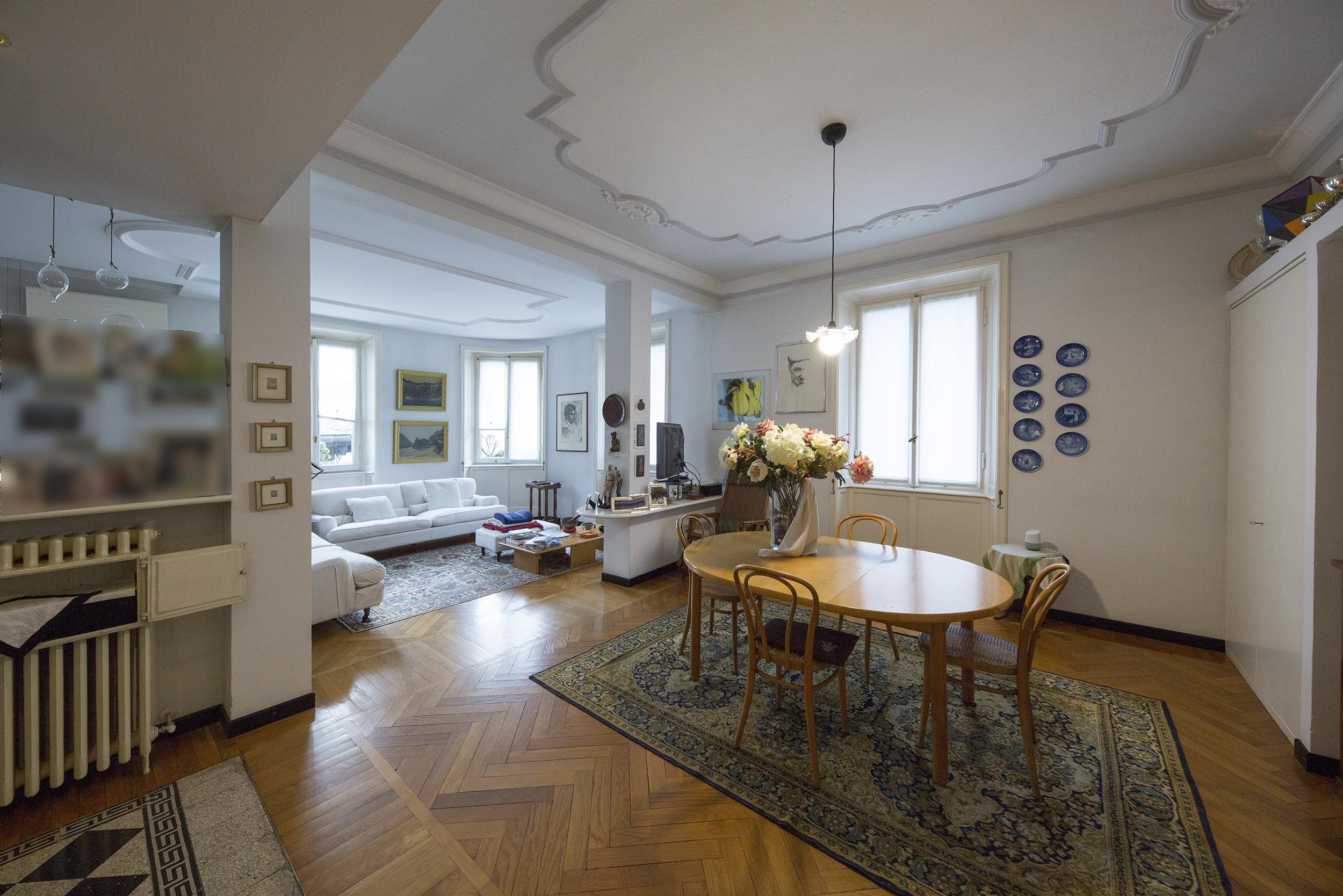 Appartamento centro storico Como